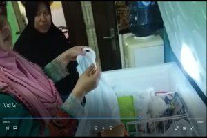 Penjualan produk asal ternak  Di Ponpes Darul Istiqomah, Kecamatan Sukun, Malang