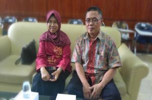 UB Malang  kukuhkan dua guru besar. Foto: El Aris/Elshinta.com.